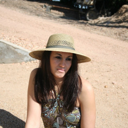 Hat Dorine summer Traclet