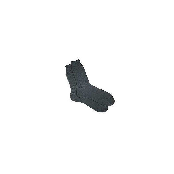 Sock with tartan threads