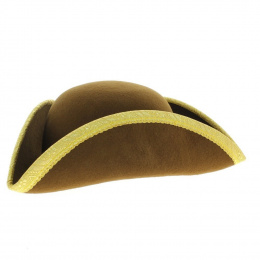 chapeau Aristocrate marron