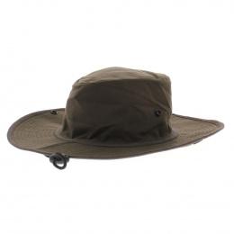 Chapeau bob huilé