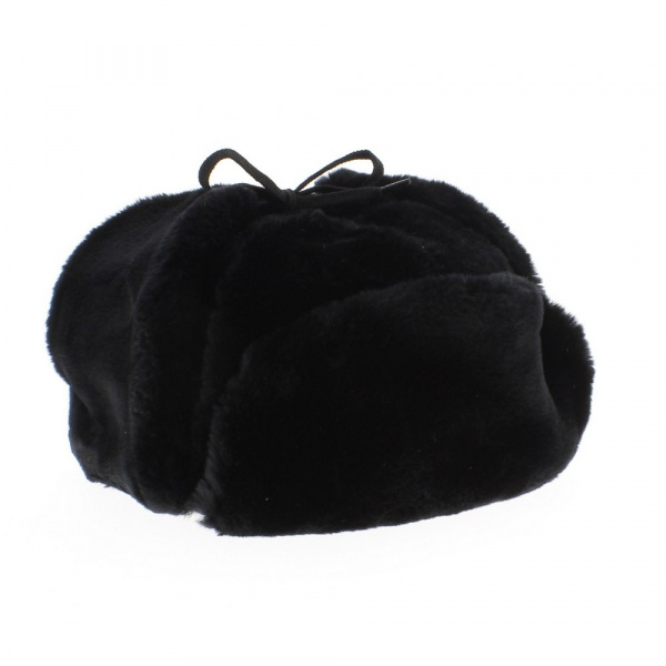 1ace8fa5 Russian Trapper hat - Ushanka - fake fur par Traclet