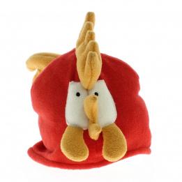 Bonnet fou coq