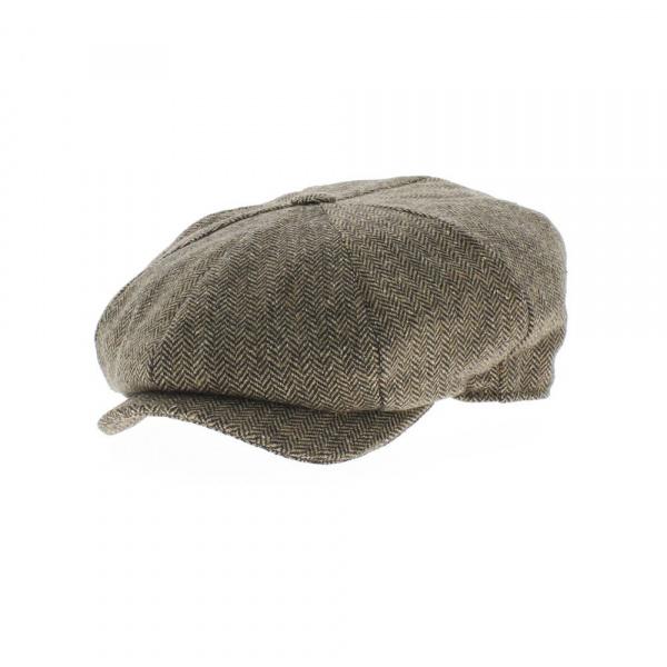 casquette homme laine