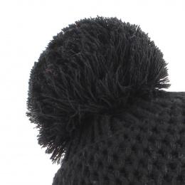 Le Drapo beanie - Black