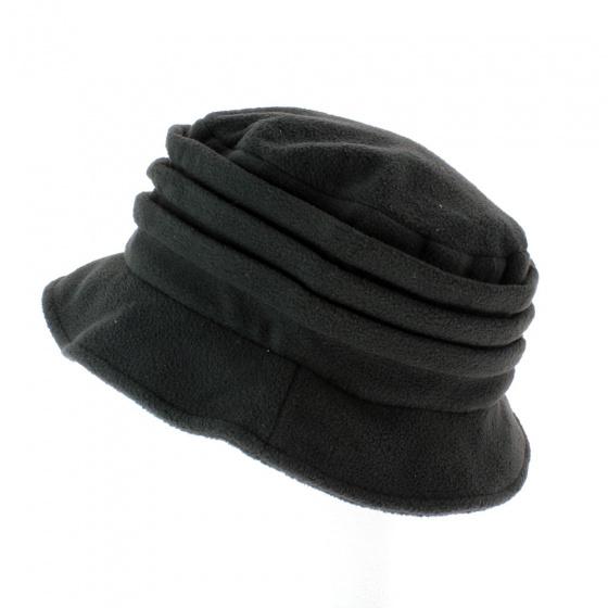 Chapeau tissu femme