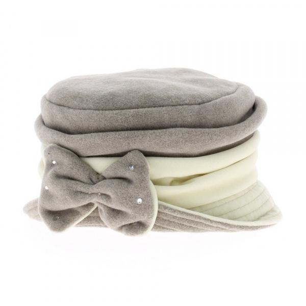 Chapeau tissu polaire