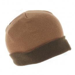 Bonnet Kangol marron