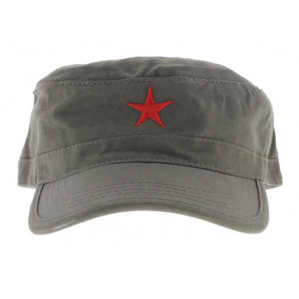 6fef26b7a1e3d casquette cubaine che verte - achat casquette che