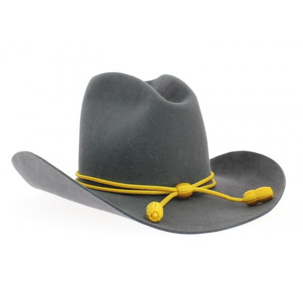 Chapeau confédéré officier