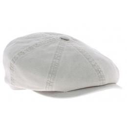 Casquette Hatteras coton beige