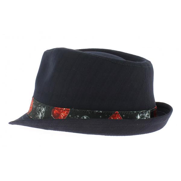 Chapeau Pocker trilby