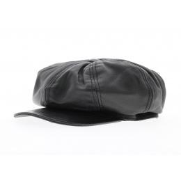 montagny Leather cap