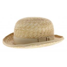 Chapeau Haut de Forme en paille
