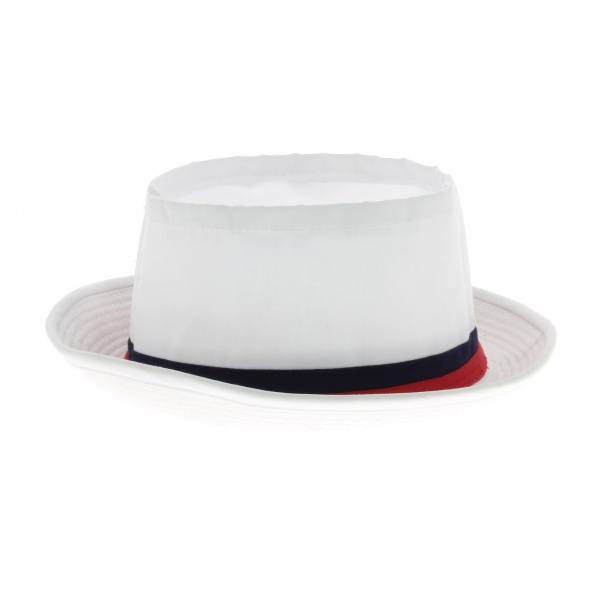 Chapeau Rollup par Broner bleu marine
