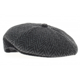 Herringbone galaxy cap