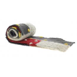 Vincent Pradier patchwork scarf