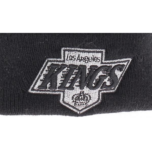 Bonnet Breakaway Los Angeles Kings Vintage noir