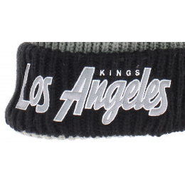 Bonnet long pompon Step Back Los Angeles kings Vintage