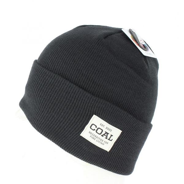 Cap The Uniform Coal BLACK