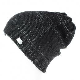 Bonnet The Pia noir Coal