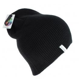 Bonnet The Frena noir - Coal