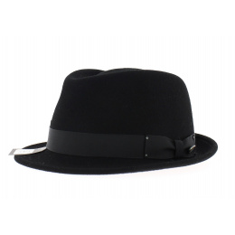 Black hat Trilby