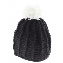 Bonnet capcho SKI Noir