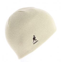 Bonnet Acrylic Cuffless Pull On  beige - Kangol