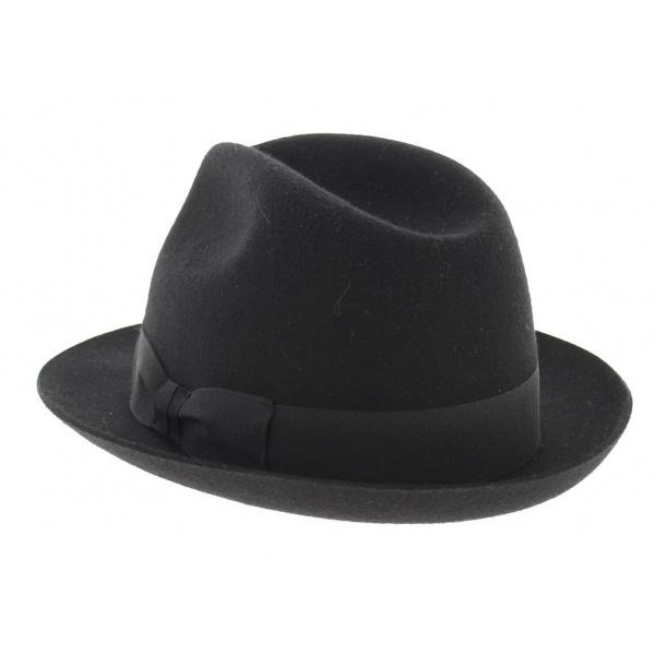Chapeau Blues Brothers petit bord