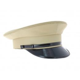 Driver cap - beige