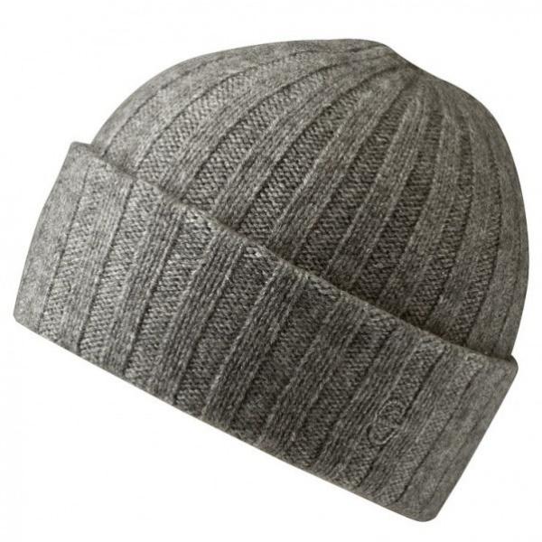 Bonnet cachemire Surth gris - Stetson