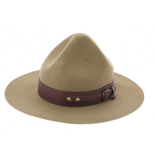 Chapeau police montée