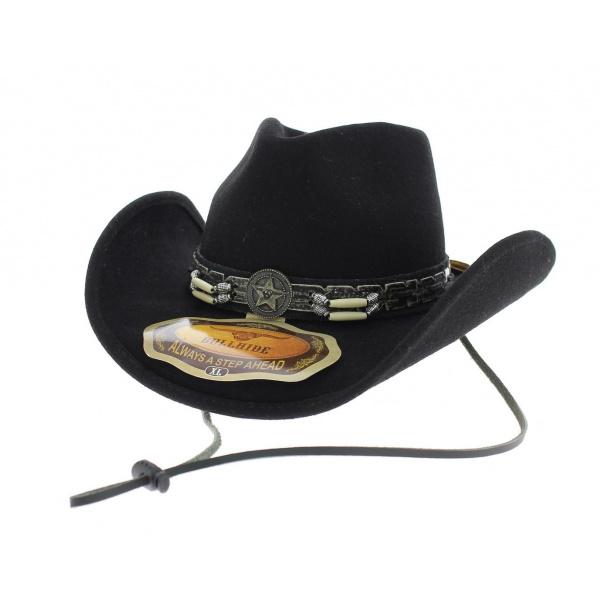 Montecarlo Bullhide Skynard Cowboy hat