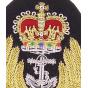 Insigne CASQUETTE DE CAPITAINE