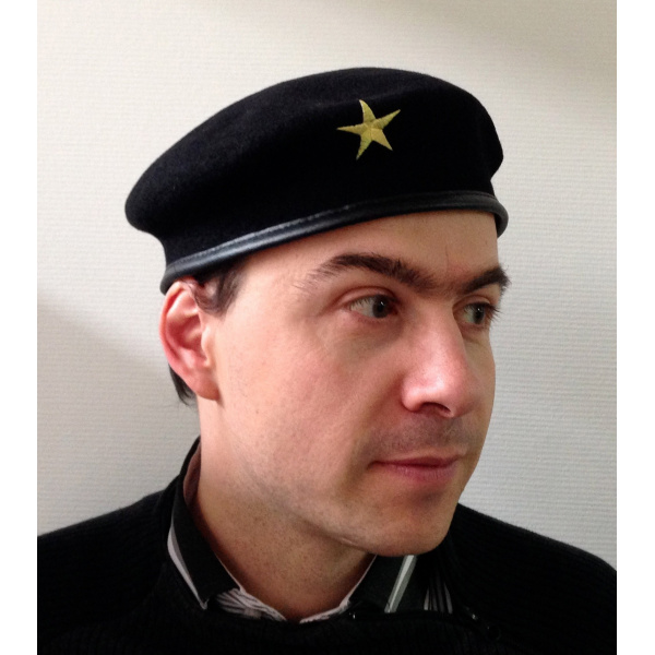 Black beret - Che guevara 95c94d914ae
