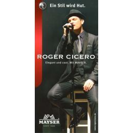 Roger Cicero Signature Modelle