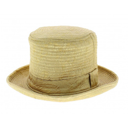 Chapeau haut de forme tissu