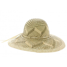 Monique straw cap - TRACLET