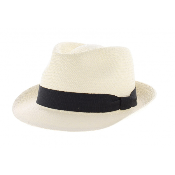 Trilby Panama Natural Hat - Traclet