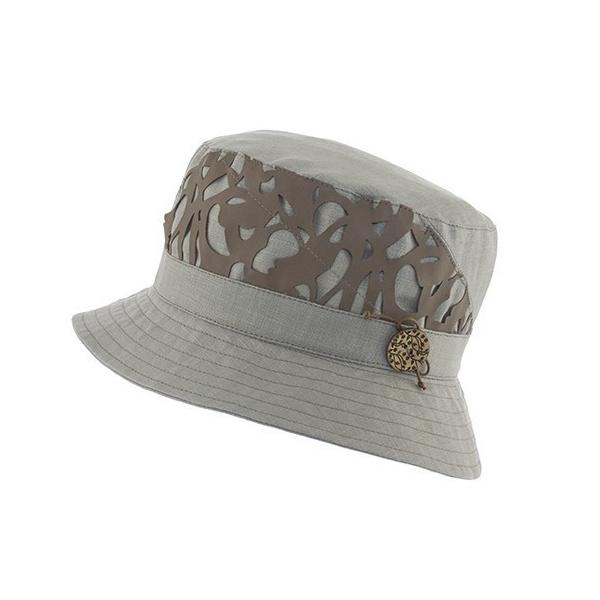 Dominique fabric hat