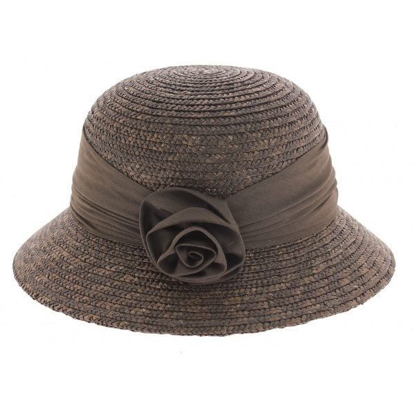 Hat Cloche Straw
