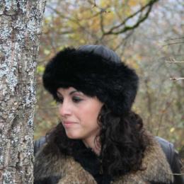 Fake Fur Lady Toque