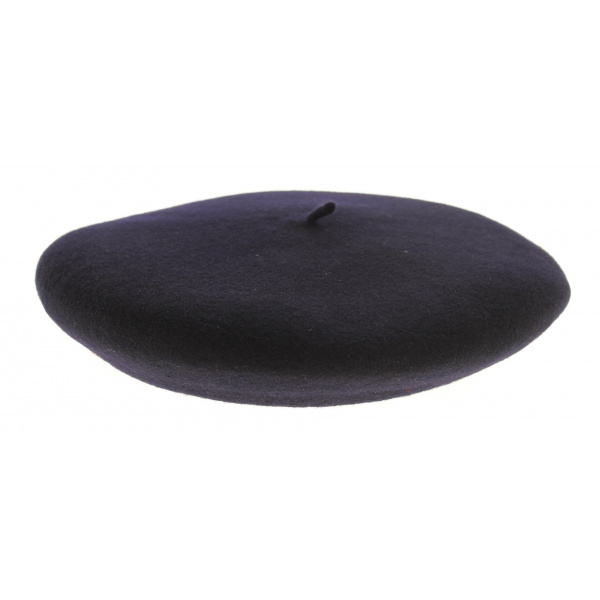 Beret Basque Marine - 10,5