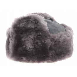 Chapka Bleu-gris