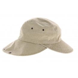 Karakoum neck cap cap
