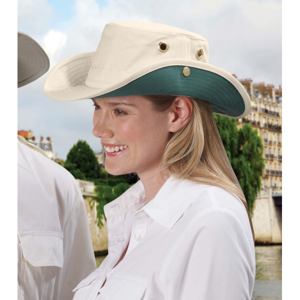 Chapeau Tilley T3 naturel