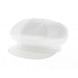 Linen gavroche cap