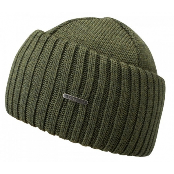 Bonnet Stetson Northport - Army green