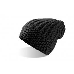 Bonnet Oversize LAZY Noir