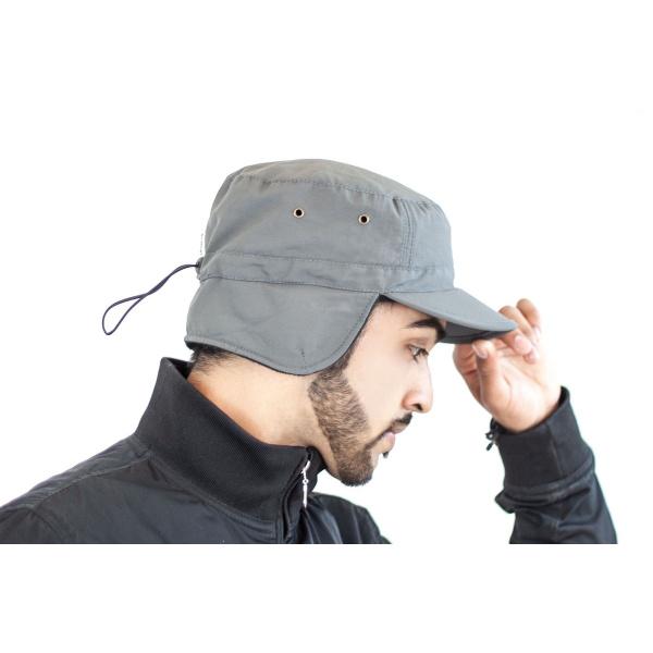 Urban techno cap